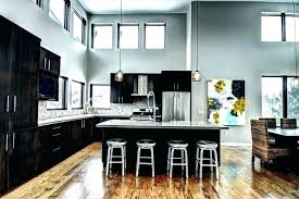 blue kitchen walls with brown cabinets brown kitchen walls gray kitchen walls brown cabinets with