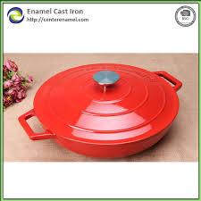 ustensiles de cuisine en fonte céramique soupière ensemble terre vernissée ustensiles de cuisine en