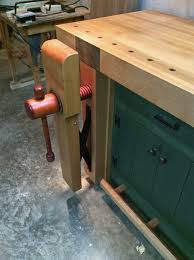 Carpentry Work Bench Shaker Style Workbench Lake Erie Toolworks Blog