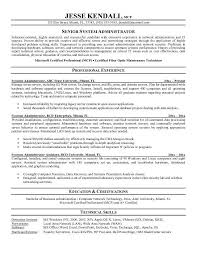 Best Network Administrator Resume by Resume Format System Admin Resume Ixiplay Free Resume Samples