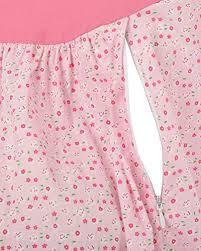ziva maternity wear ziva maternity wear women s nighty zmn1710 pink dot pink