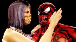 Carnage Halloween Costume Mortal Kombat 9 Fatalities U0026 Rays Carnage Costume Skin