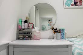 Makeup Vanity Storage Ideas Unique Makeup Organizer Ideas