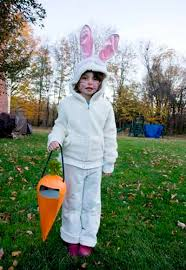 Bunny Halloween Costume Kids Homemade Halloween Costume Ideas Random Talks