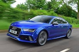 audi 2016 audi rs7 performance 2016 review auto express