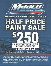 Maaco Paint Price Estimates by Maaco Midlothian Home
