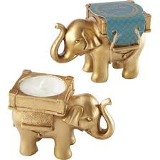 eclectic elephant ring holder images Rose gold elephant wayfair jpg