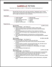 Home Depot Resume Sample by This Is How The Experts Use Sample Of Sales Resume Appropriately
