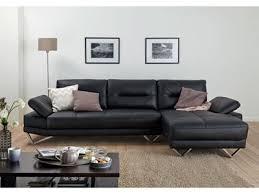 canape noir conforama canapé angle fixe droit gabriel coloris noir canapé conforama