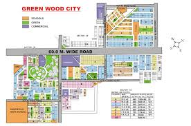 Phoenix Zoning Map by Gurgaon Sector Maps Gurgaon Map Gupta Promoters
