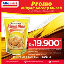 Minyak Goreng Di Alfamart Hari Ini alfamart promo minyak goreng murah periode resepenak top