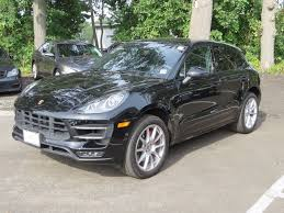 porsche used 2015 used porsche macan 4dr turbo awd at porsche monmouth serving