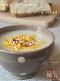 devinette cuisine soupe de panais mimolette et noisettes et une devinette