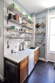 Apartment Therapy Kitchen by How To Organize A Small Apartment Kitchen A 7 Step Plan Small