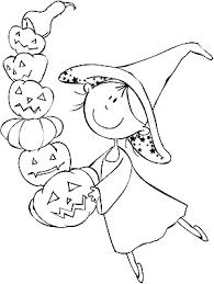 imagenes de halloween tiernas para colorear dibujos de halloween para pintar 8 imágenes para whatsapp y