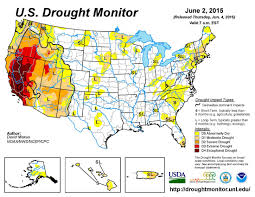 Usa Drought Map by As Many States Are Waterlogged California Remains In Drought Ag