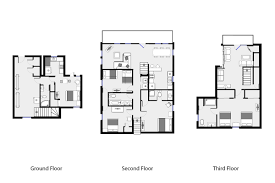 Second Story Floor Plans by Floor Plan Photography Wilmington Nc Real Estate Photographer