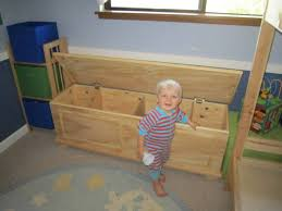 Build A Toy Box by Kids Furniture