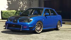 convertible subaru impreza 2006 subaru impreza wrx sti tuning gta5 mods com