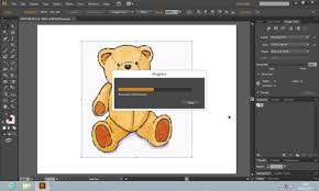 how to use live trace in illustrator youtube