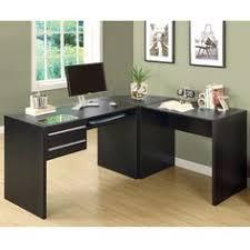 Realspace Magellan Corner Desk And Hutch Bundle Realspace Magellan Collection L Shaped Desk 30