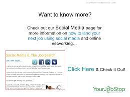 Social Media Job Resume by Howto Make Your Resume Social Media Friendly
