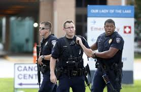 three police officers killed in baton rouge shooting suspect is