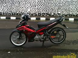 modif jupiter z hitam striping ala aprilia rsv4 motoblast 20 gambar foto modifikasi motor yamaha jupiter mx new modifikasi motor jupiter mx 3