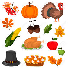 happy thanksgiving celebration design autumn greeting