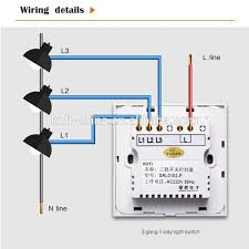 2 gang 1 way switch wiring diagram efcaviation com