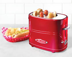 How Long To Cook Hotdogs In Toaster Oven Hdt600retrored Retro Series Pop Up Dog Toaster Nostalgia
