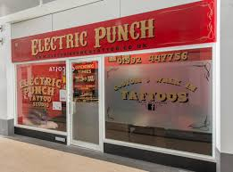 electric punch tattoo studio contact us walk in tattoo studio