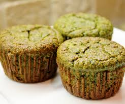 banana kale muffins gluten free with pictures