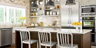 what is the best lighting for kitchen cabinets a bright approach to kitchen lighting better homes gardens