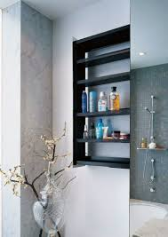 decor of small bathroom with storage about home design plan with