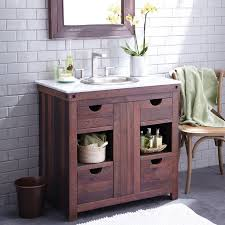 bathroom marvelous reclaimed wood vanity top rustic bathroom