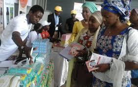 senators wife malnutrition senators wives donate to idps security monitor