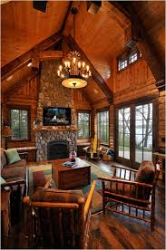 Log Cabin Living Room Decor | fresh log cabin living room decor