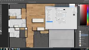 2d Floor Plan by How To Create A 2d Colour Floor Plan Or Rendered Floor Plan With