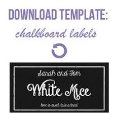 customisable dessert table labels tent fold free download
