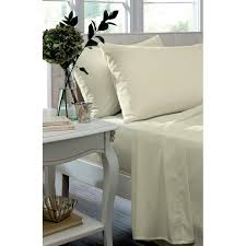 Fitted Valance Sheet Dorma Cream Non Iron Poly Cotton Fitted Sheet Fitted Dreamtime Bed
