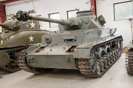 old military vehicles fleet of military tanks up for auction