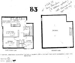 unit floor plans u0026 rates brighton yards housing co operative