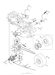 troy bilt 13wn77ks011 pony 2013 parts diagram for wiring schematic