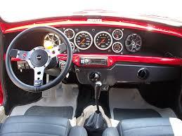 Custom Classic Mini Interior Classic Mini Interior Red And Grey Mini Coopers Pinterest