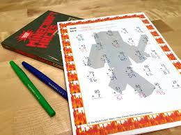 free minecraft math worksheets minecraft math activities and math