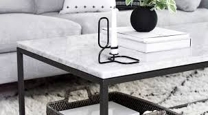 west elm marble table coffee table how to have fun with marble contact paper diy coffee