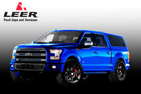 Ford F350 Truck Caps - modified ford f 150 trucks head to the 2015 sema show