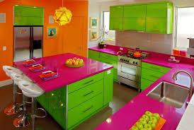 Wall Tiles For Kitchen Ideas Modern Kitchen Pink Kitchens Ideas Cream Particel Board Wood