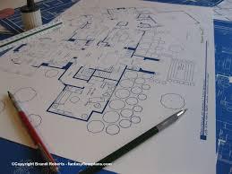 floor plan blueprint the sopranos house plan poster tv show floor plan